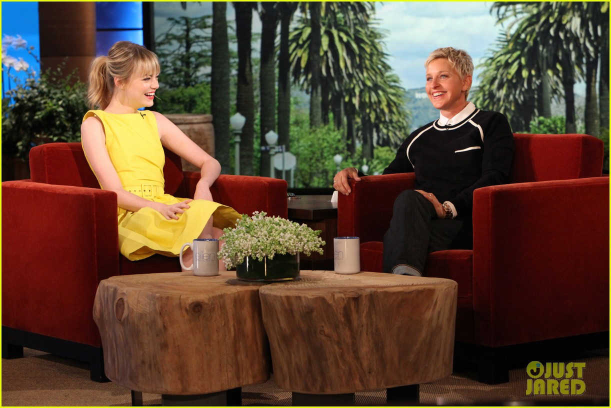 nicole kidman reveal family photo on ellen 02