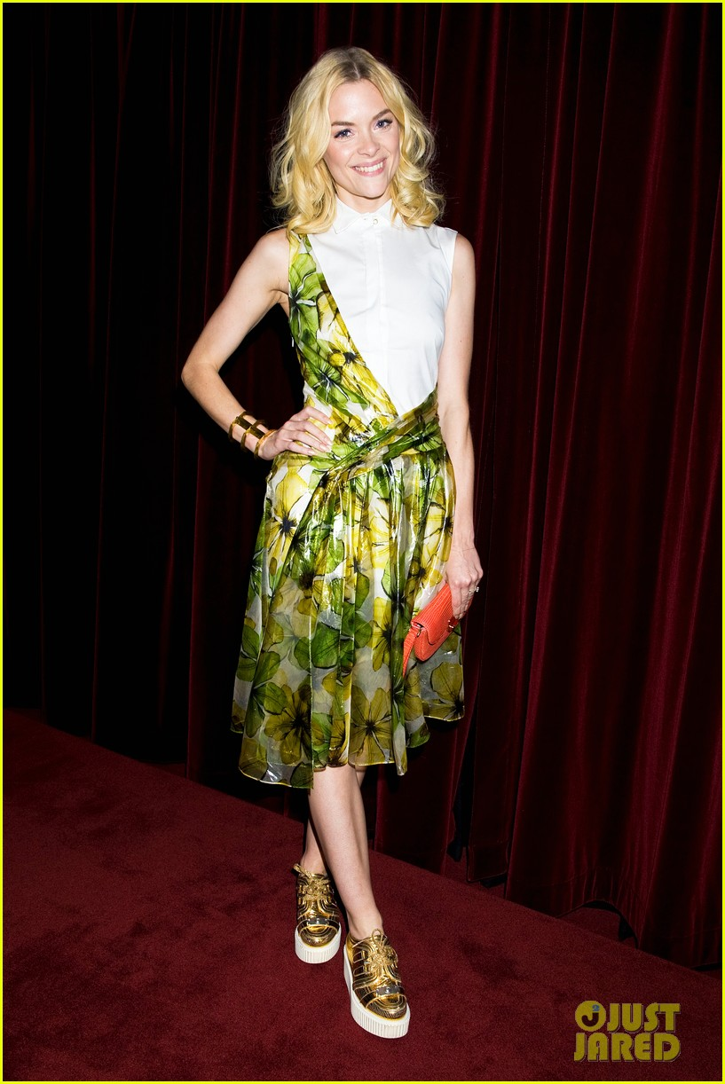 jaime king chateau marmont with kyle newman 04