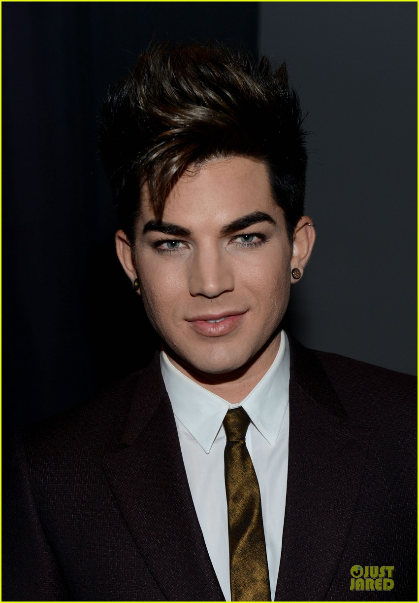 adam lambert step up on vine grand opening  06