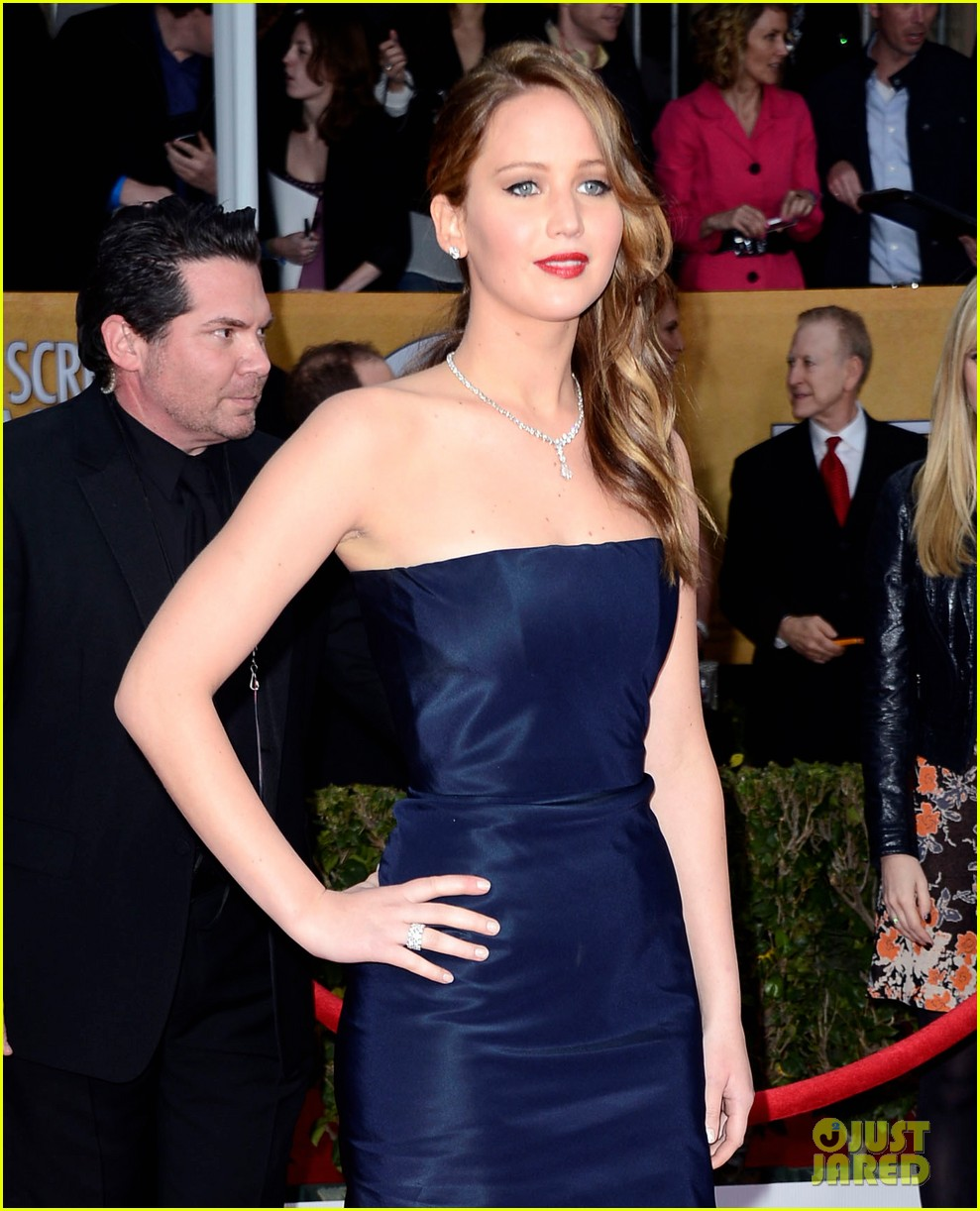jennifer lawrence sag awards 2013 06