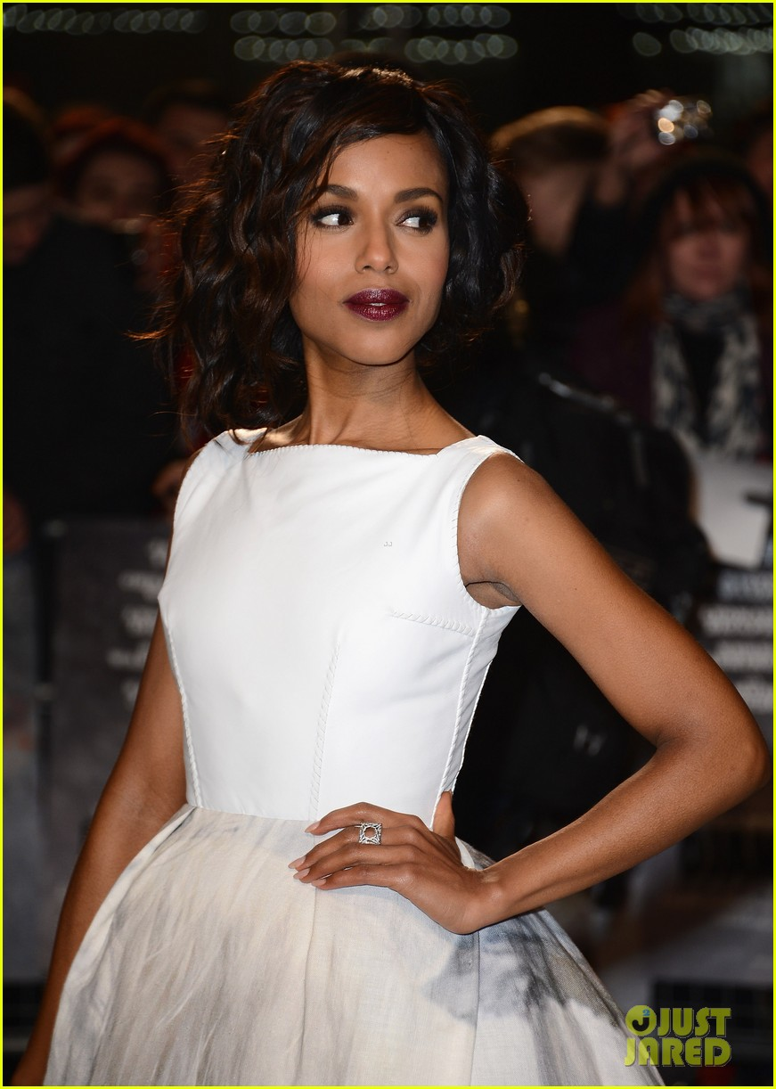 kerry washington jamie foxx django unchained uk premiere 12