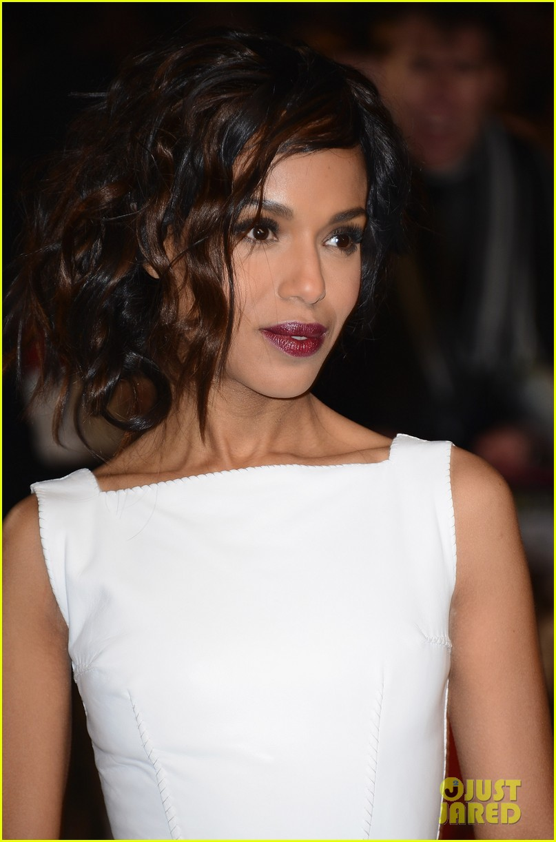 kerry washington jamie foxx django unchained uk premiere 13