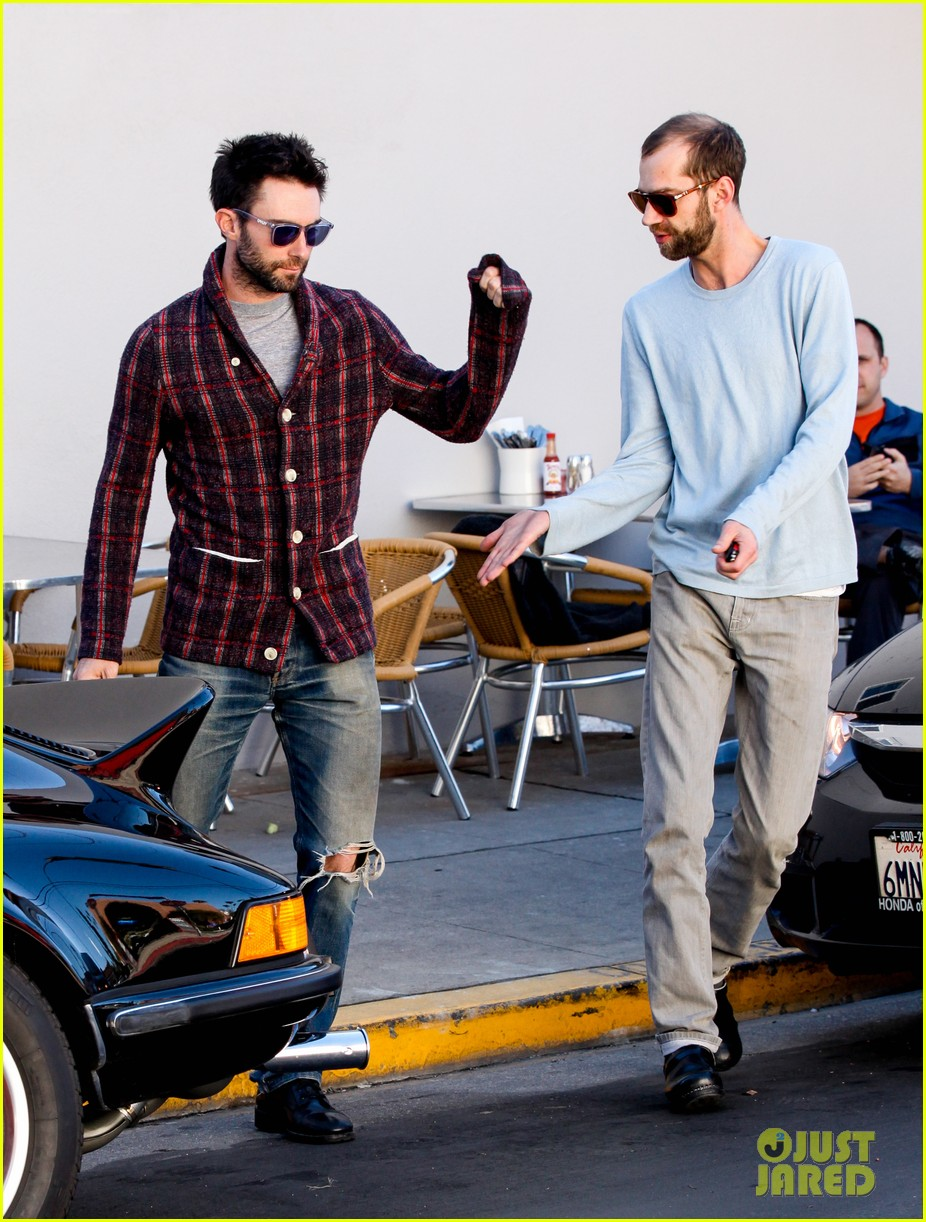 adam levine kmart clothing line in the works 032790620