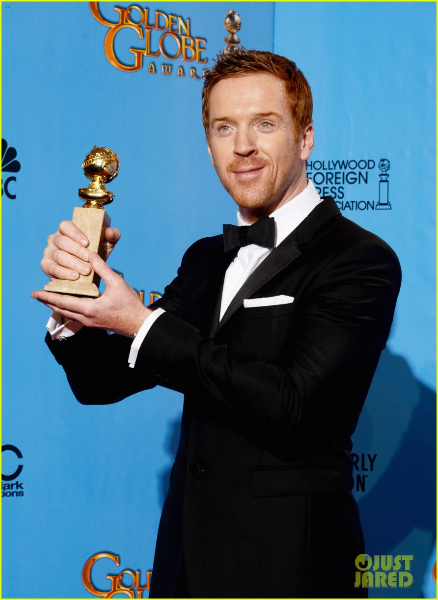 damian lewis golden globes 15