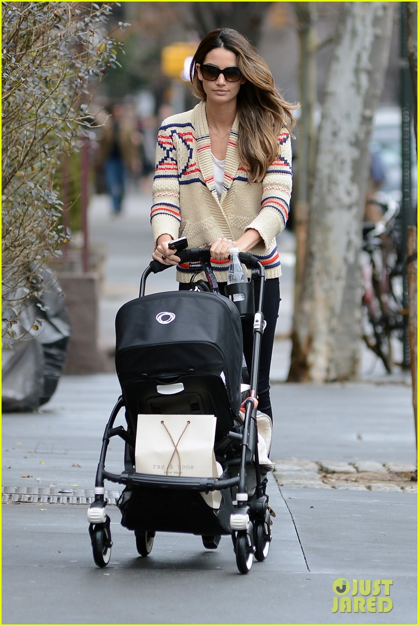 lily aldridge dixie followill new york city 06