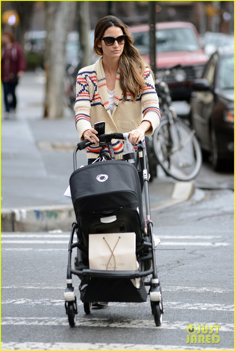lily aldridge dixie followill new york city 08