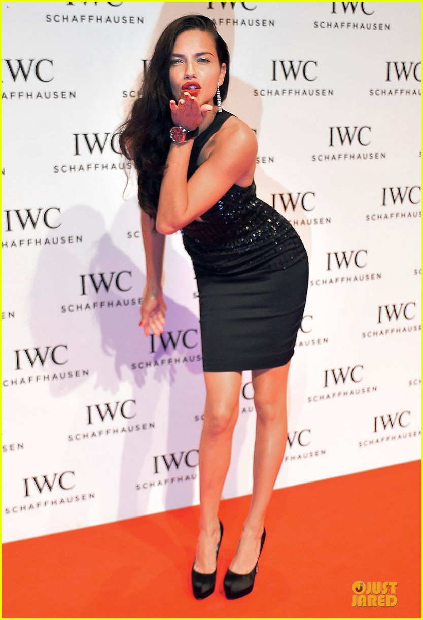 adriana lima karolina kurkova iwc schaffhausen race night event 29