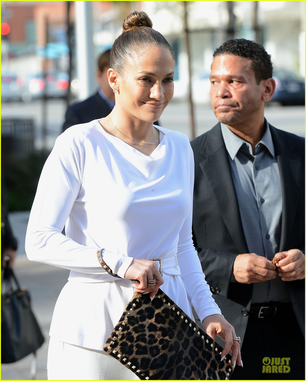 jennifer lopez bouchon lunch with benny medina 02