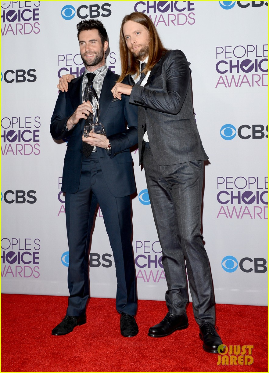 adam levine peoples choice 2013 01