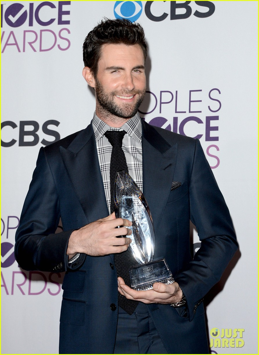 adam levine peoples choice 2013 062787894