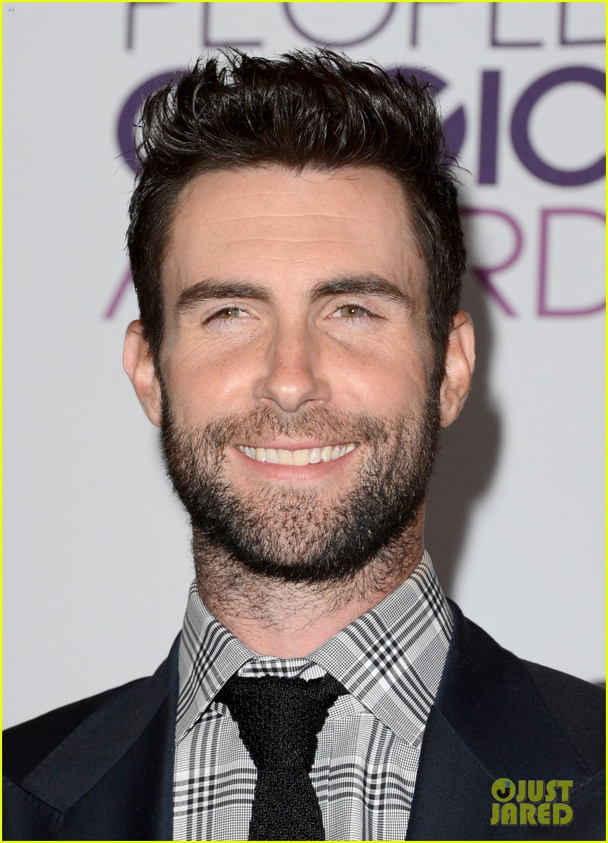 adam levine peoples choice 2013 152787903