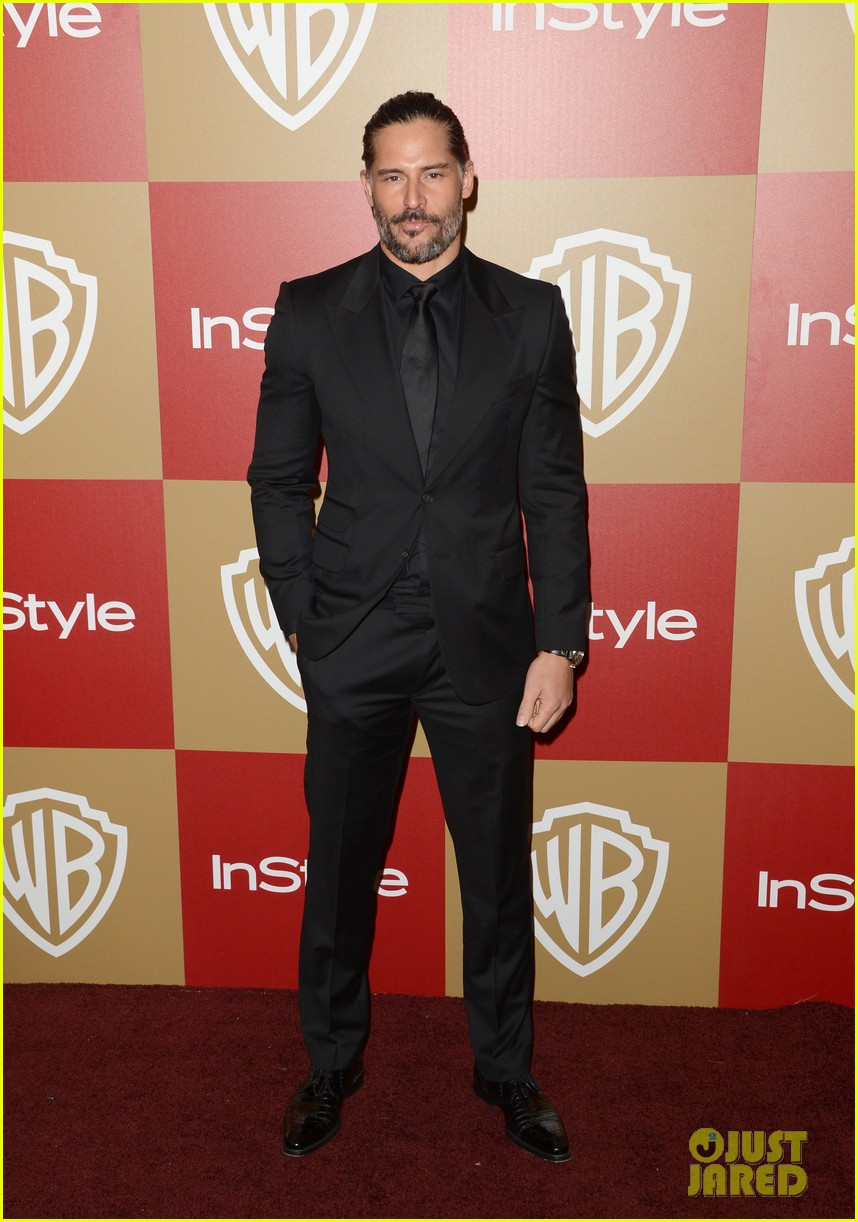 joe manganiello sam trammell golden globes parties 2013 032792266