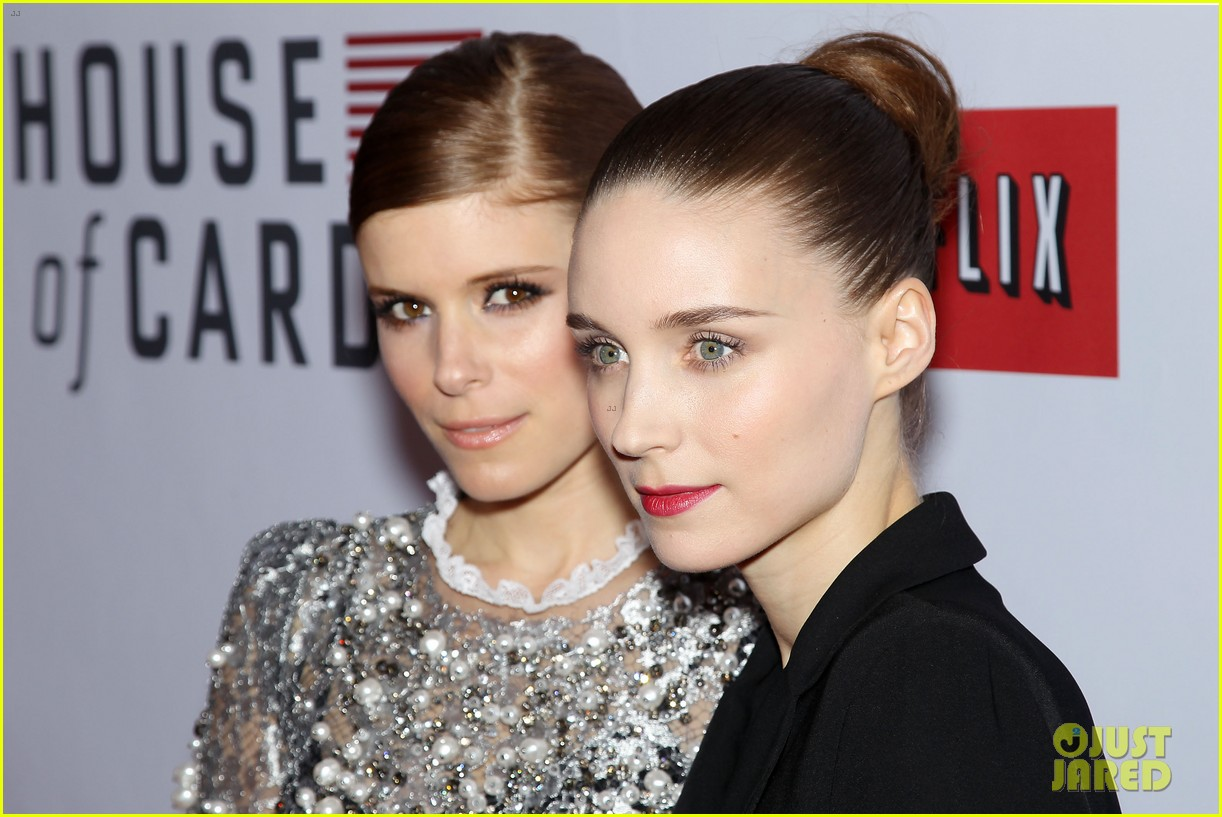 kate rooney mara house of cards new york premiere 02