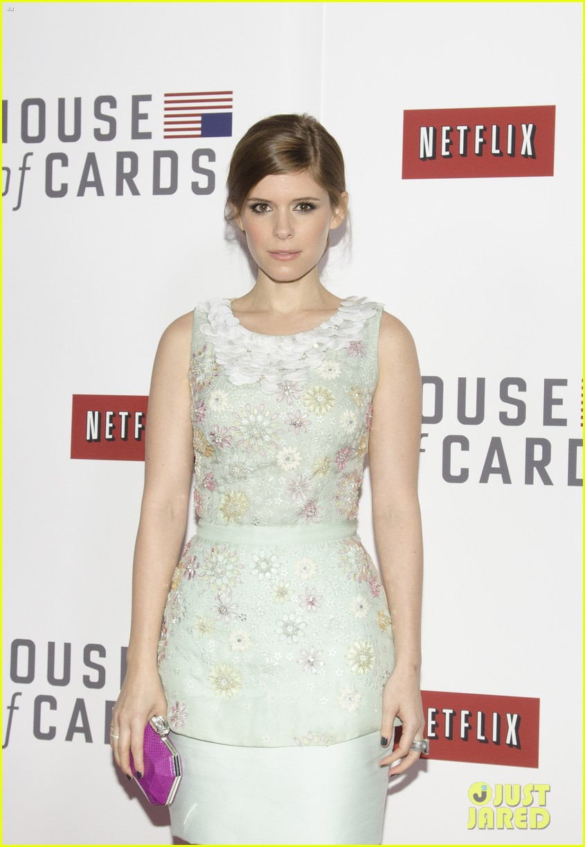 kate mara house of cards screening with kevin spacey 01