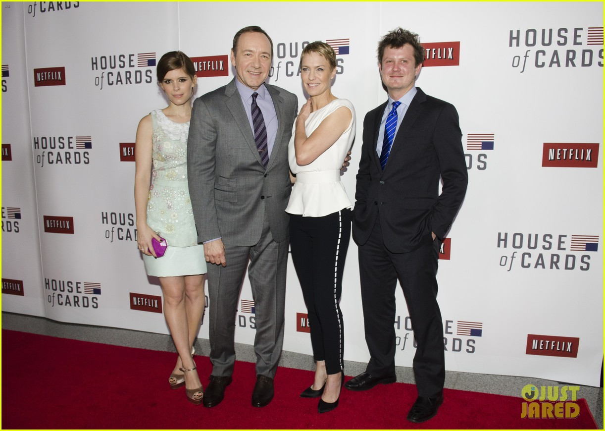 kate mara house of cards screening with kevin spacey 04