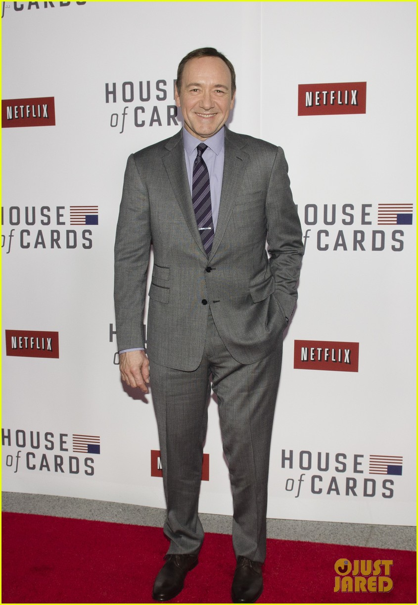 kate mara house of cards screening with kevin spacey 082801226