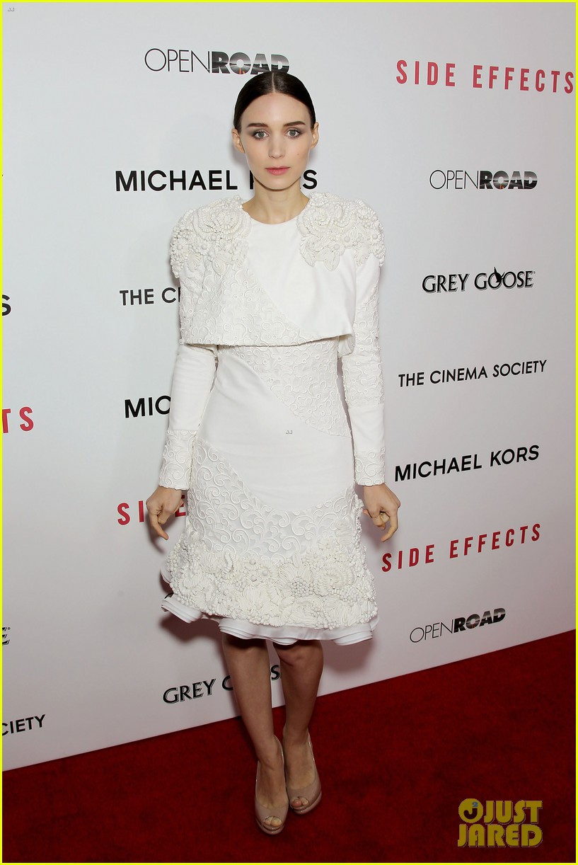 rooney mara channing tatum side effects premiere 16