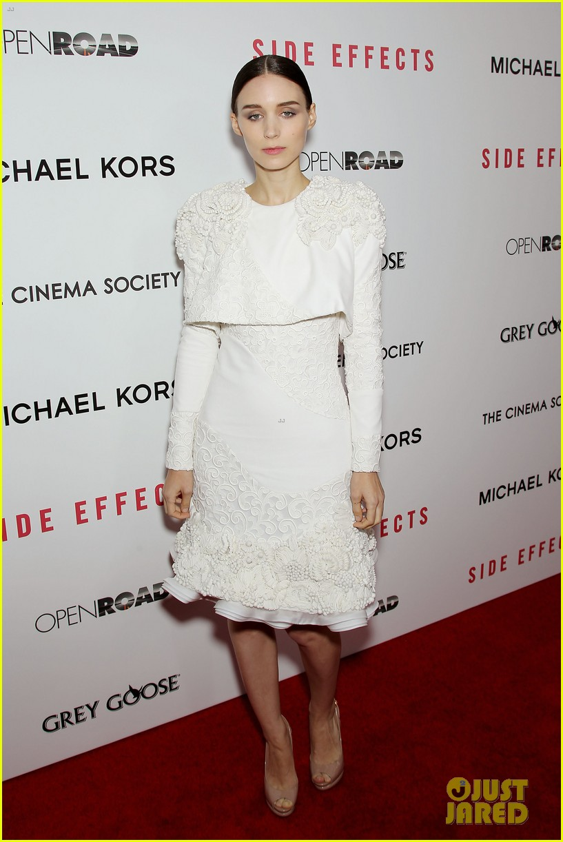 rooney mara channing tatum side effects premiere 19