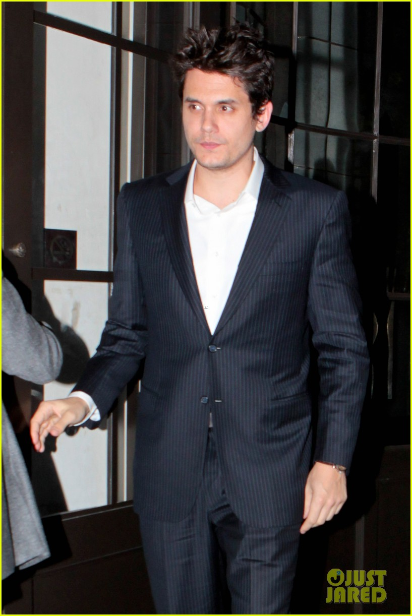 john mayer saturday night at spago 01
