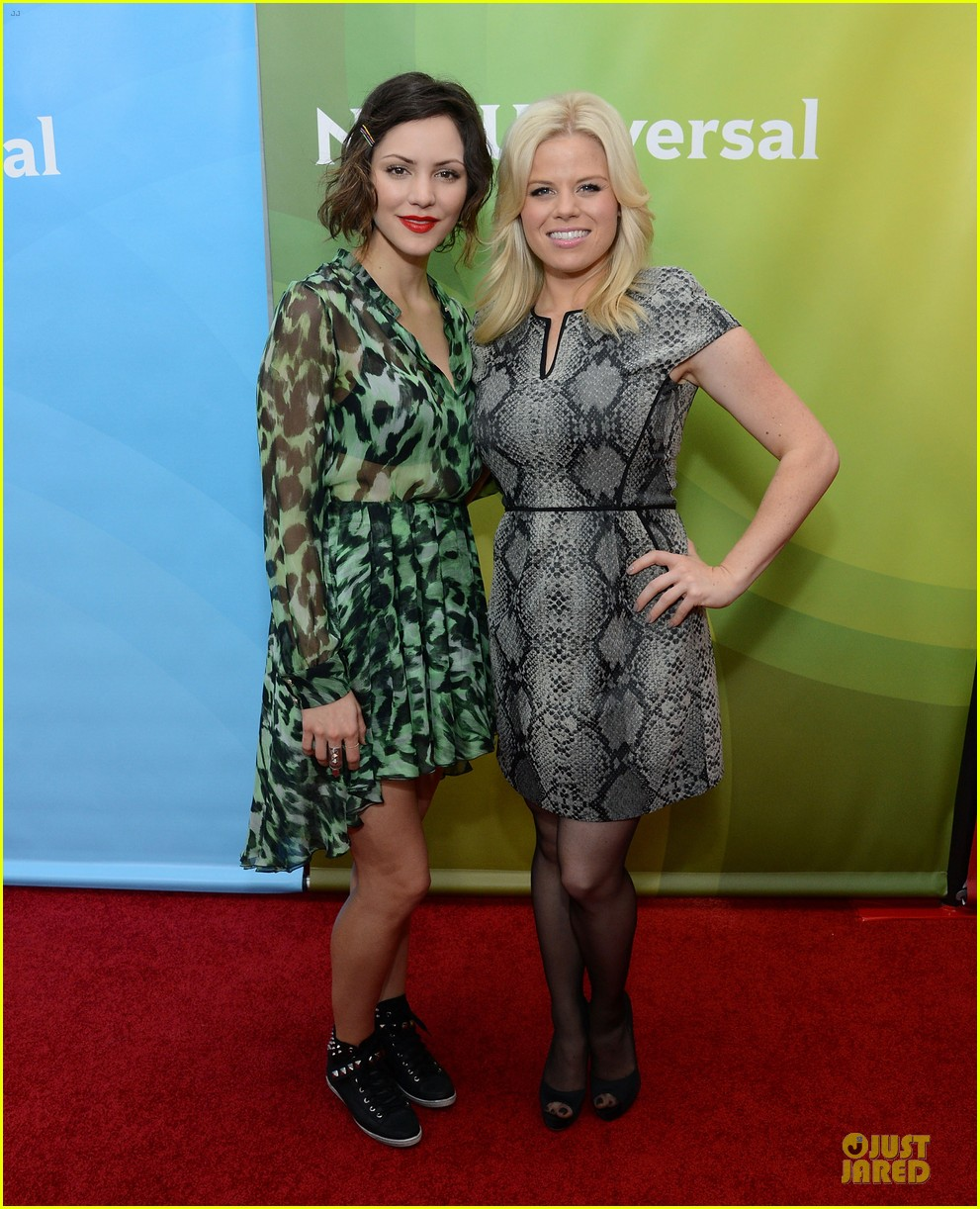 katharine mcphee & megan hilty smash tca tour 09