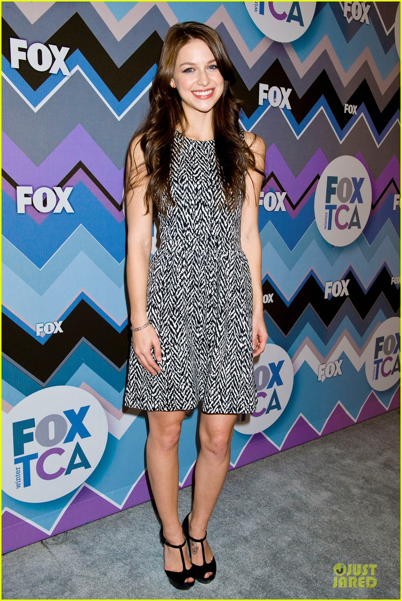lea michele tca fox all star party with glee cast 18