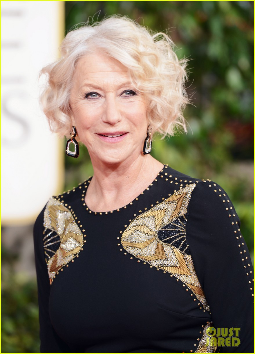 helen mirren glenn close golden globes 2013 red carpet 10