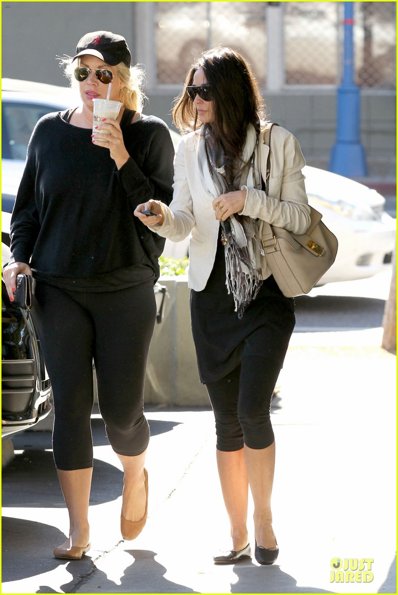 demi moore sherman oaks workout woman 10