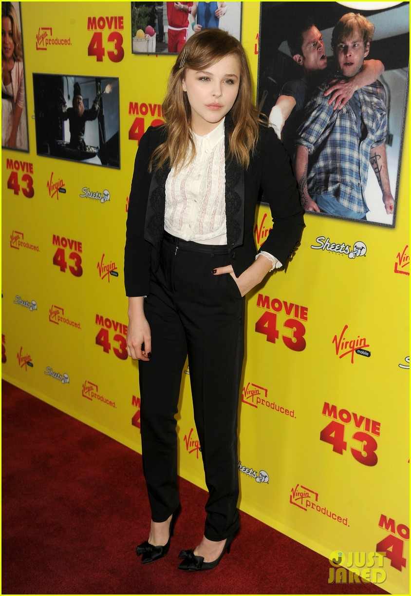 chloe moretz ashley tisdale movie 43 premiere 17