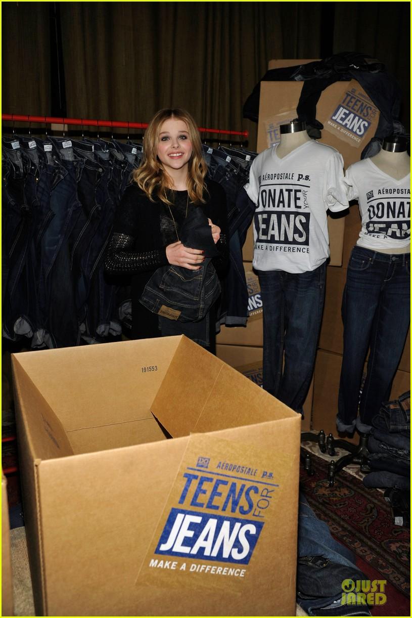chloe moretz teens for jeans host 09