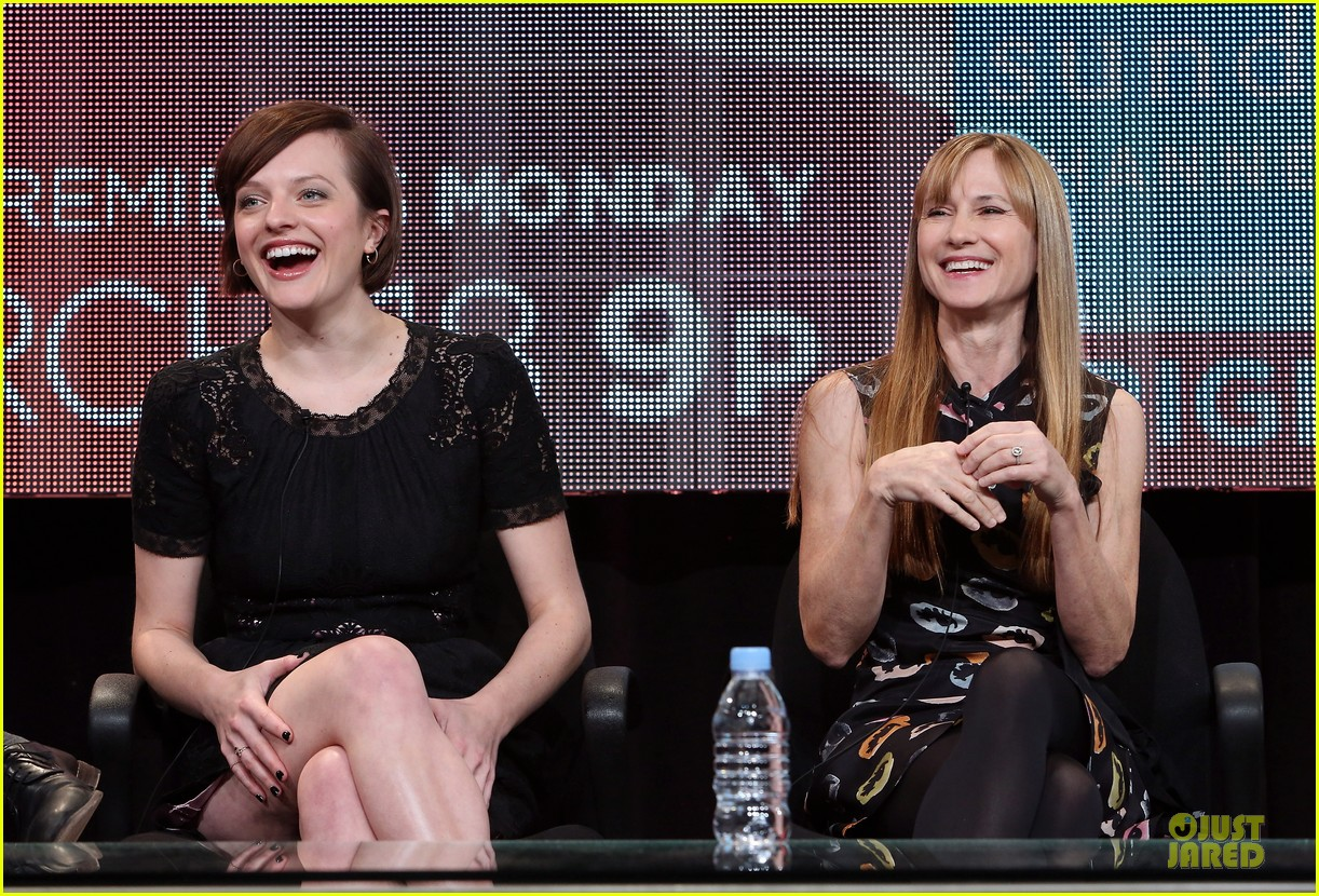 elisabeth moss top of the lake tca panel 22