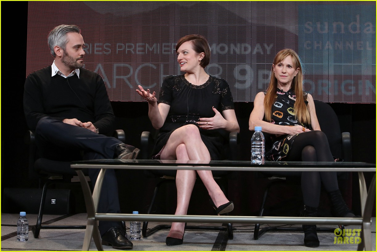 elisabeth moss top of the lake tca panel 23