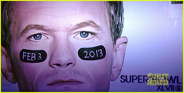 neil patrick harris super bowl promo draws controversy 032786249