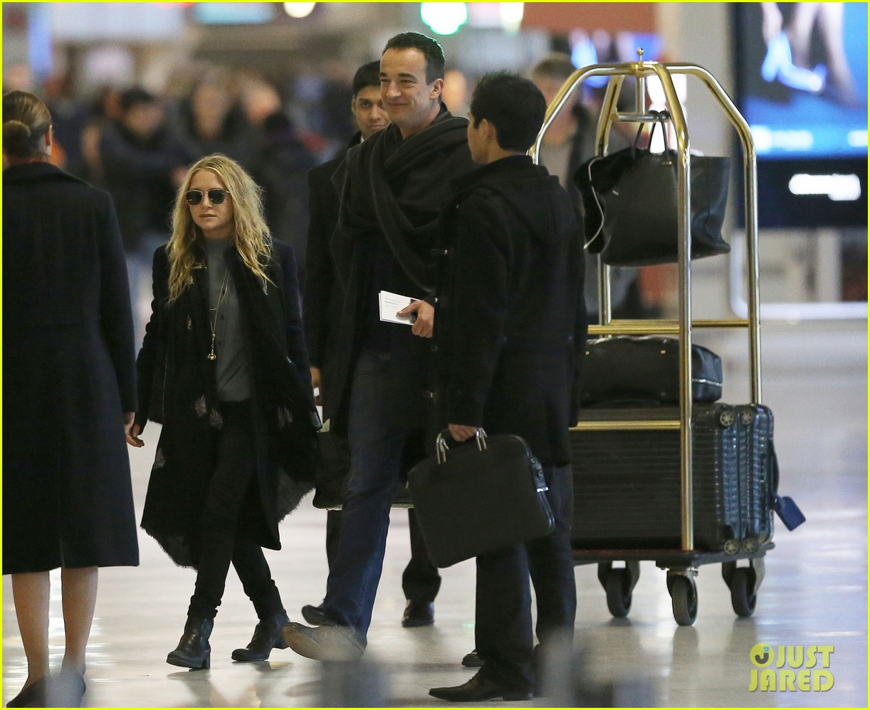 mary kate olsen olivier sarkozy charles de gaulle couple 212786901