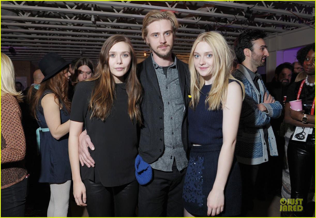 elizabeth olsen jake gyllenhaal very good girls sundance after party 04