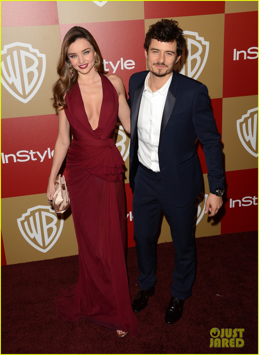 miranda kerr orlando bloom golden globes 2013 after party 04