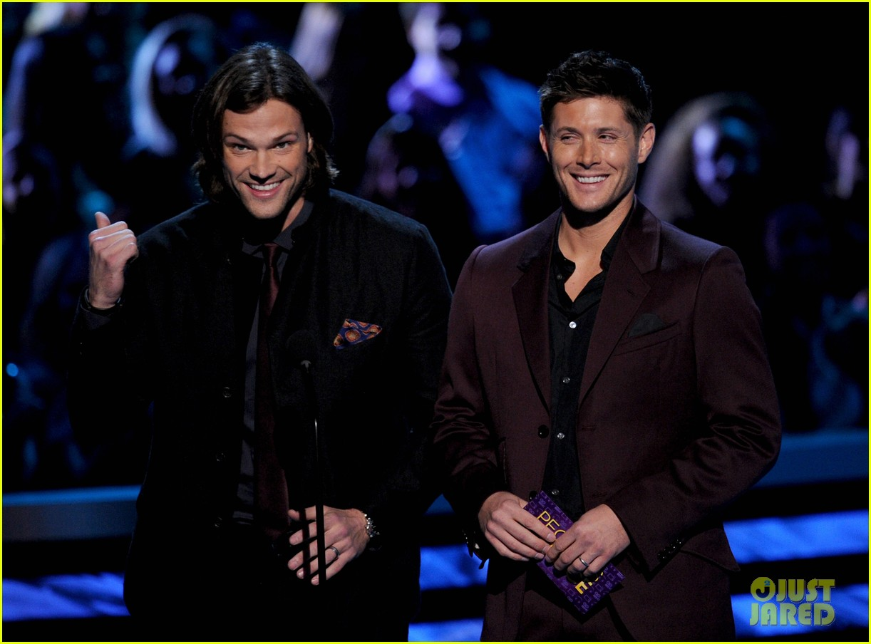 jared padalecki jensen ackles peoples choice awards 2013 072788032