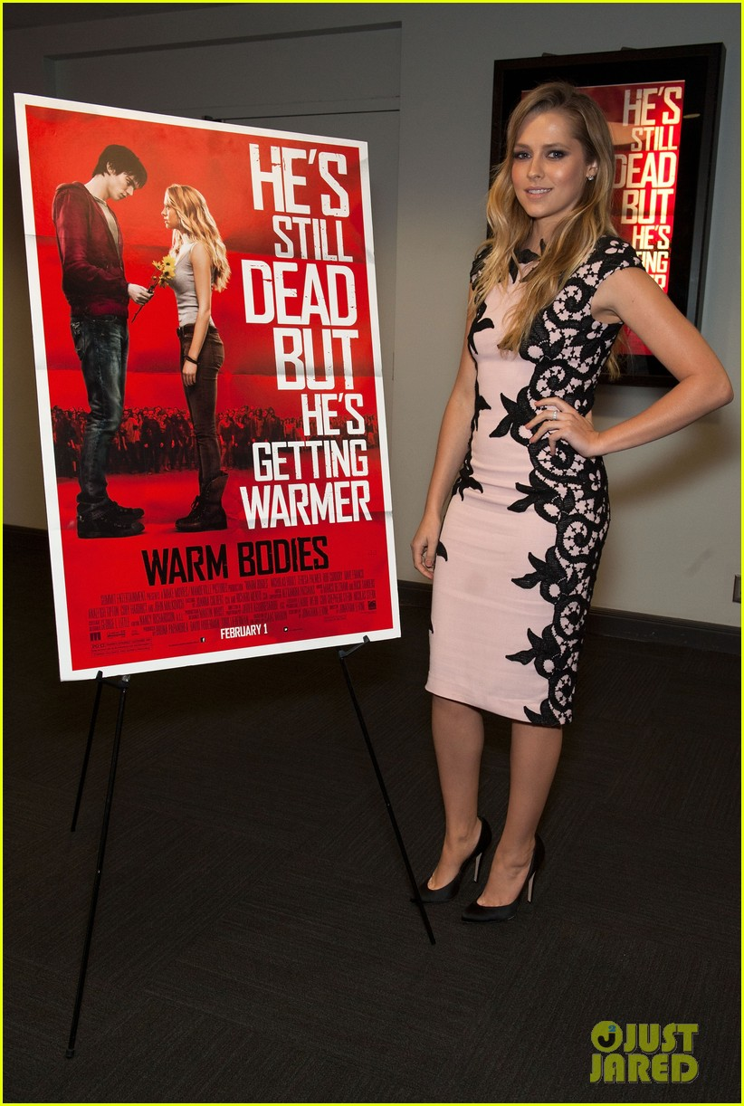 teresa palmer warm bodies australians in film screening 01