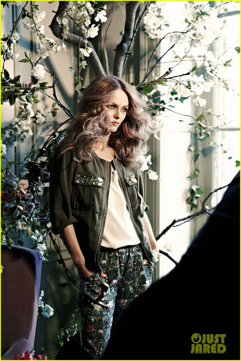 vanessa paradis hm new face 02