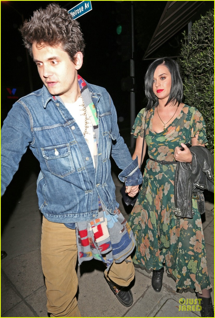 katy perry& john mayer osteria mozza dinner date 07