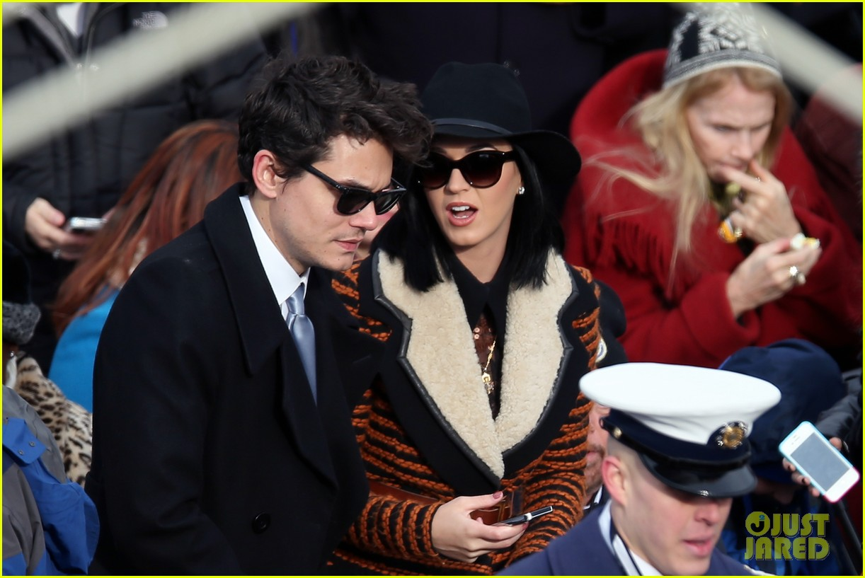 katy perry john mayer attend official presidential inaguration 01