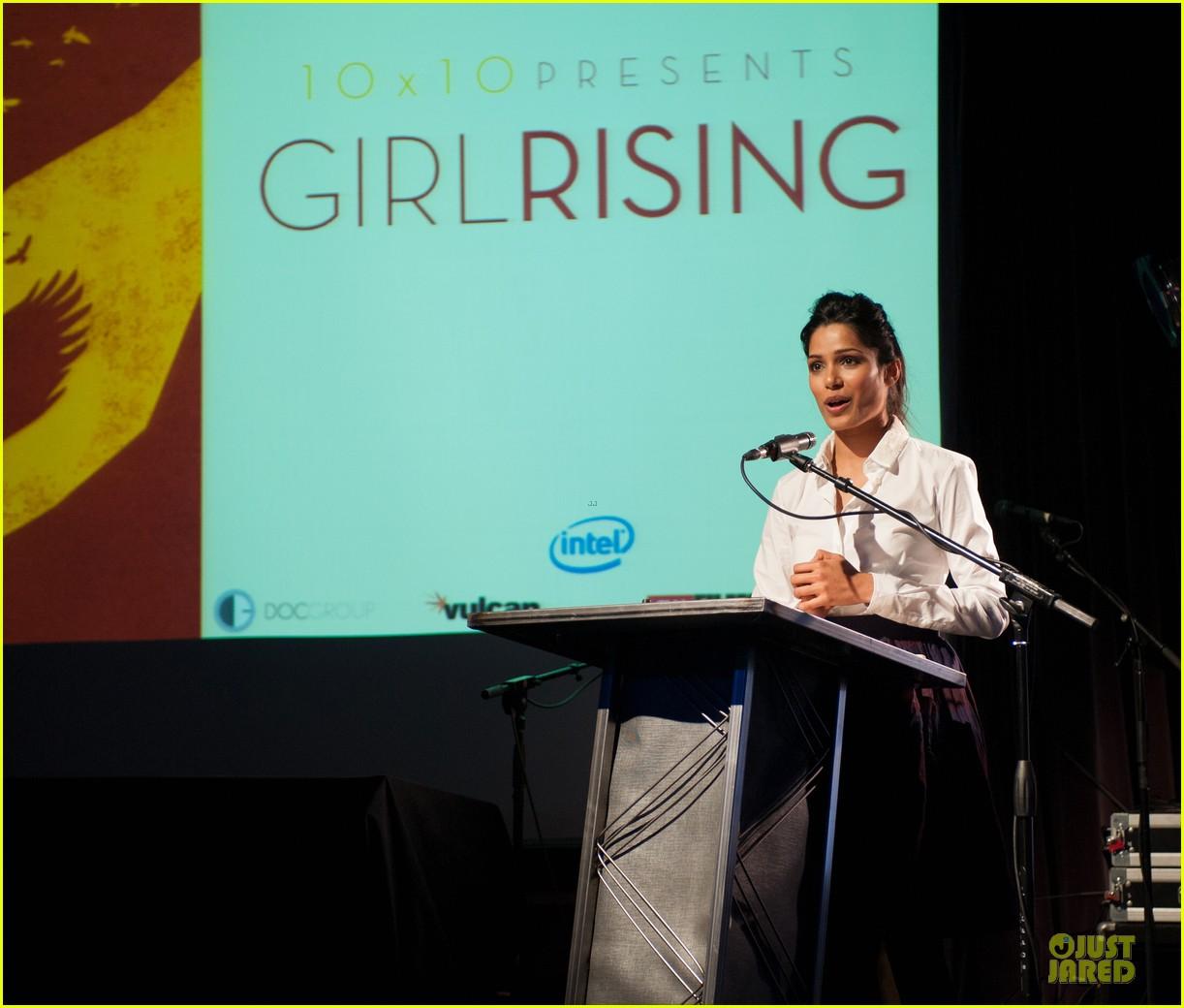 freida pinto girl rising sundance speaker 15