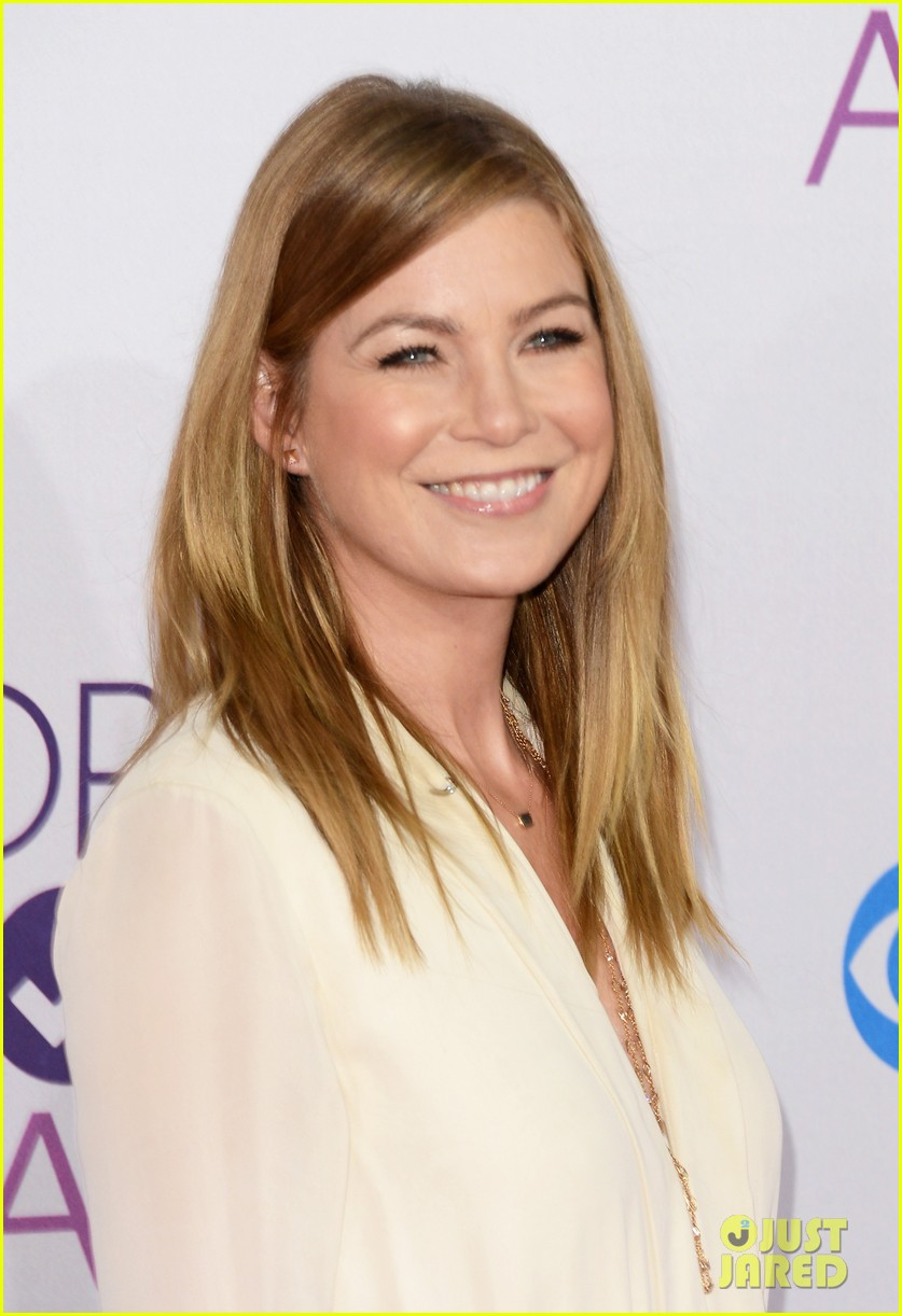ellen pompeo jesse williams peoples choice awards 2013 06