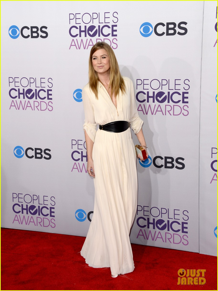 ellen pompeo jesse williams peoples choice awards 2013 08