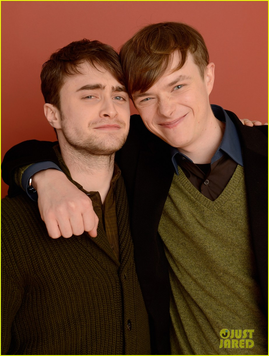 daniel radcliffe dane dehaan kill your darlings sundance portrait session 11