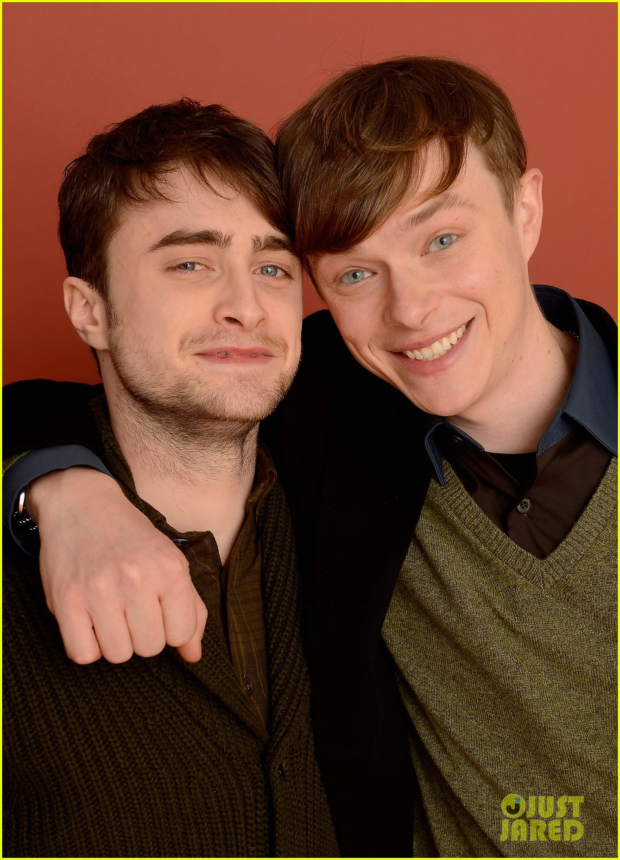 daniel radcliffe dane dehaan kill your darlings sundance portrait session 19