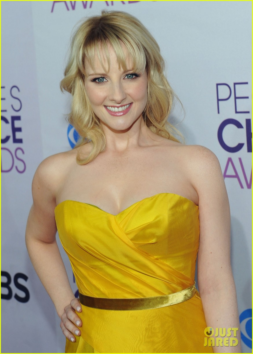 melissa rauch casey wilson peoples choice awards 2013 03