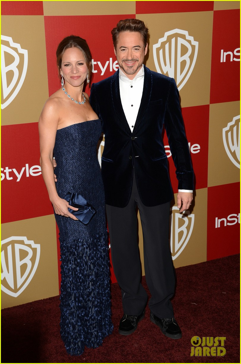 robert downey jr jeremy renner golden globes 2013 01