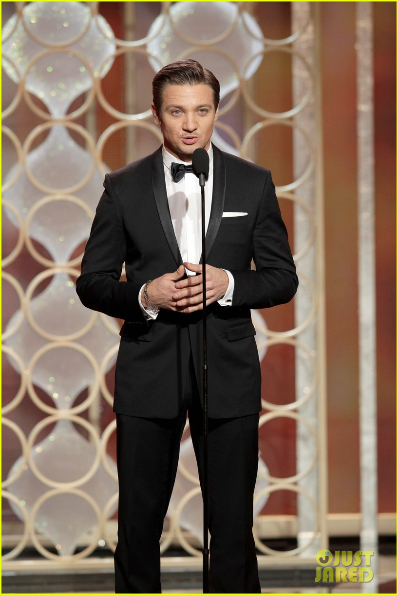 robert downey jr jeremy renner golden globes 2013 05