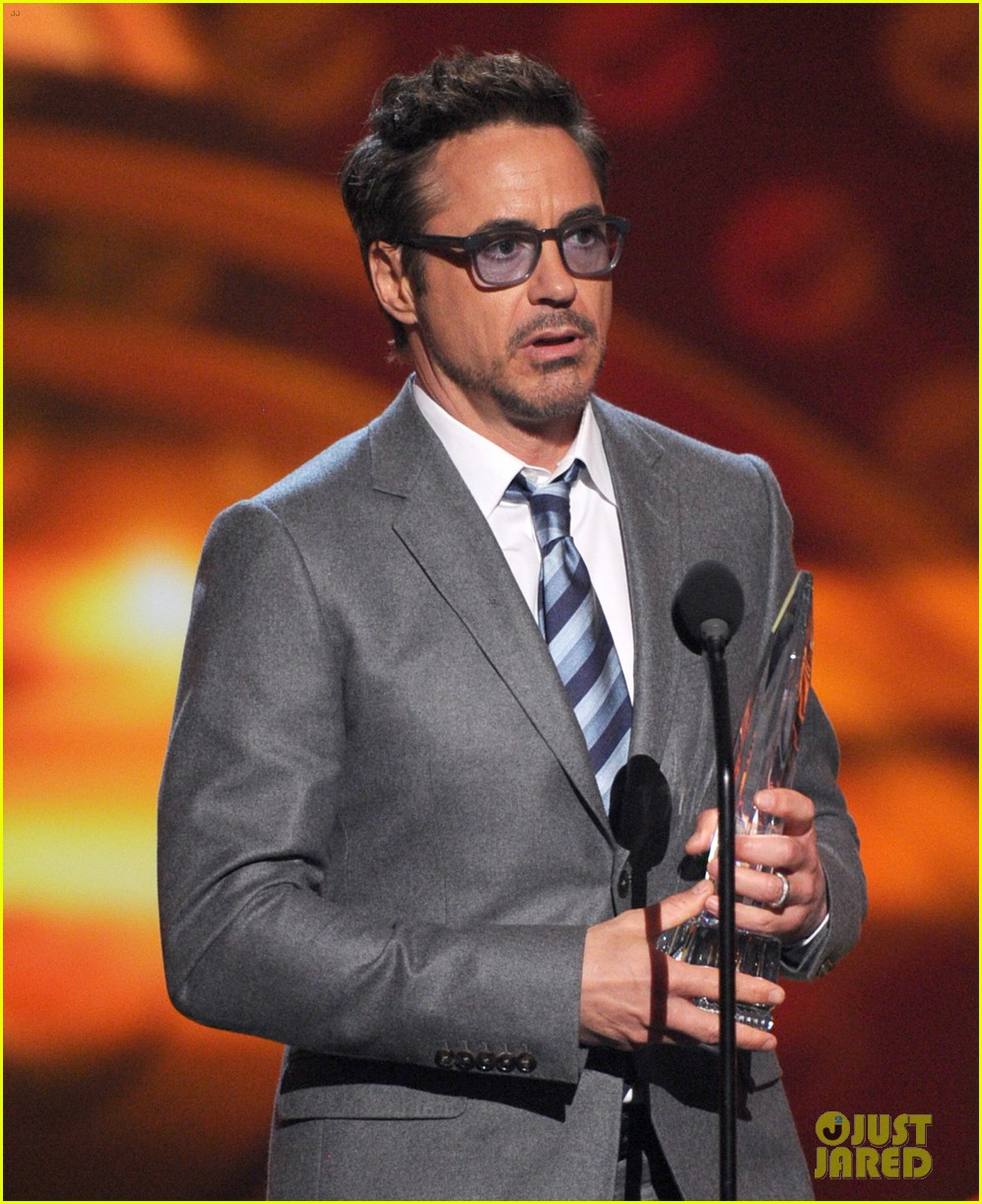 robert downey jr peoples choice 2013 06