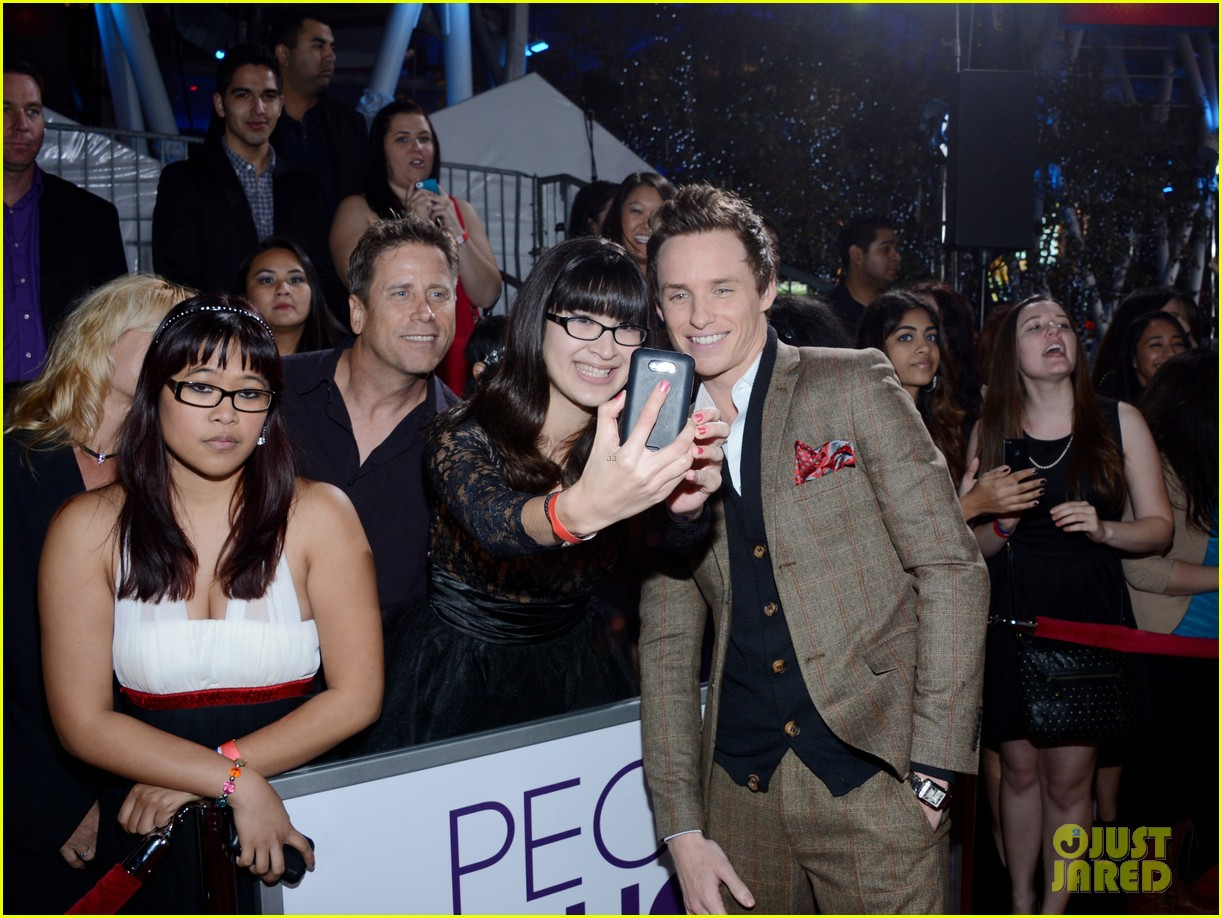 eddie redmayne peoples choice 2013 07